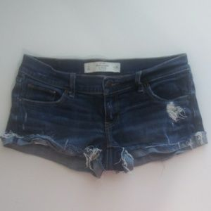 Abercrombie and Fitch Women's Jean Shorts.